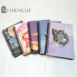 Cadernos personalizados - Gráfica em Brasília - Lançamento