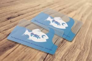 Cartões em PVC - Gráfica em Brasília - Lançamento na loja virtual